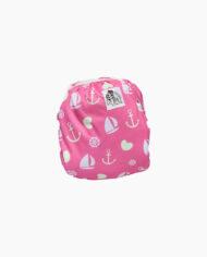Wasbare Zwemluier Klein Pink Sailing1